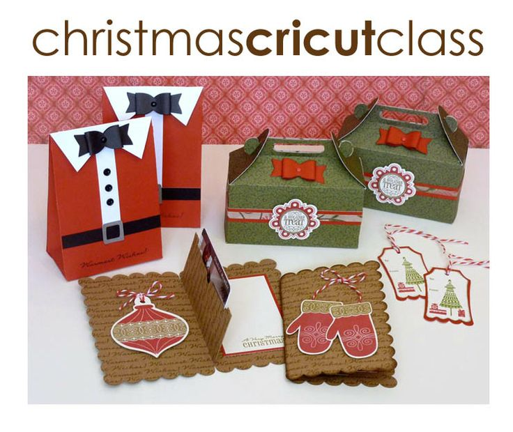 Ordinary Cricut Christmas Craft Ideas Part - 8: Lisau0027s Creative Corner: Cricut Artiste Christmas Workshop. Great Idea For A  Workshop!