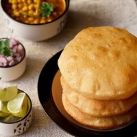 Bhatura or Bhature