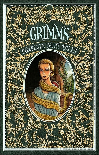Grimm's Complete Fairy Tales #kids #grimms #books
