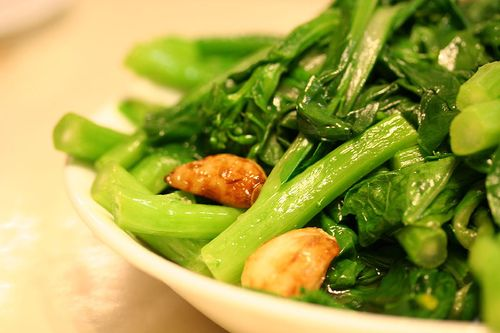 Chinese Broccoli in Oyster Sauce this recipe is as good as any Asian ...