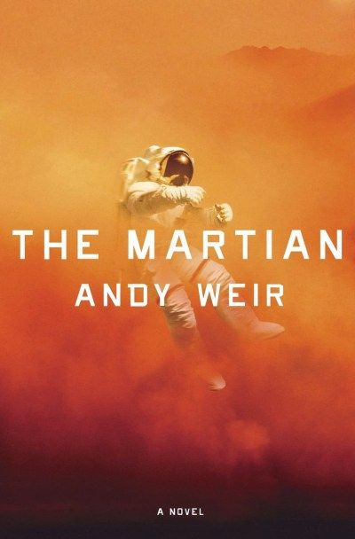 Read something new with 25 books in 8 different genres - the Martian