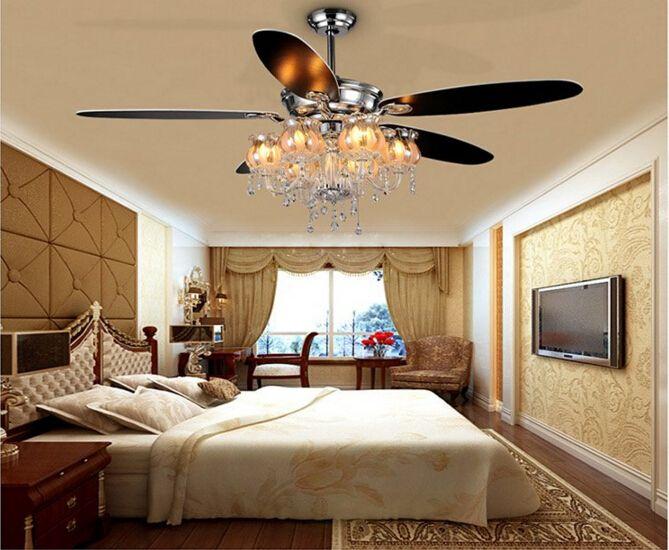 25 melhores ideias de luzes ventilador de teto no - Ventiladores de techo valencia ...