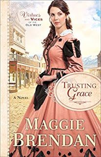 C Jane Read     : Trusting Grace by Maggie Brendan