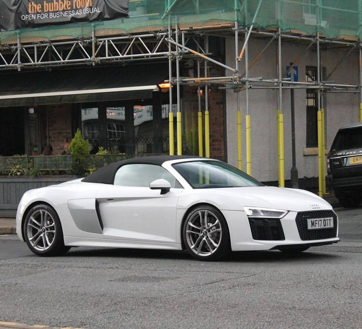 17 Best Ideas About Audi R8 Convertible 2017 On Pinterest