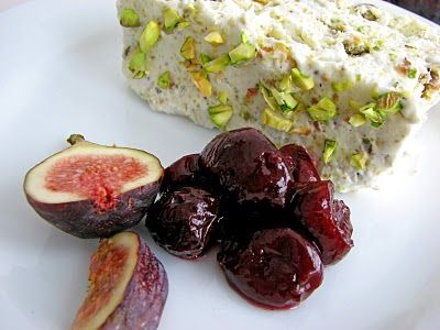 Pistachio Semifreddo | tasty treats | Pinterest