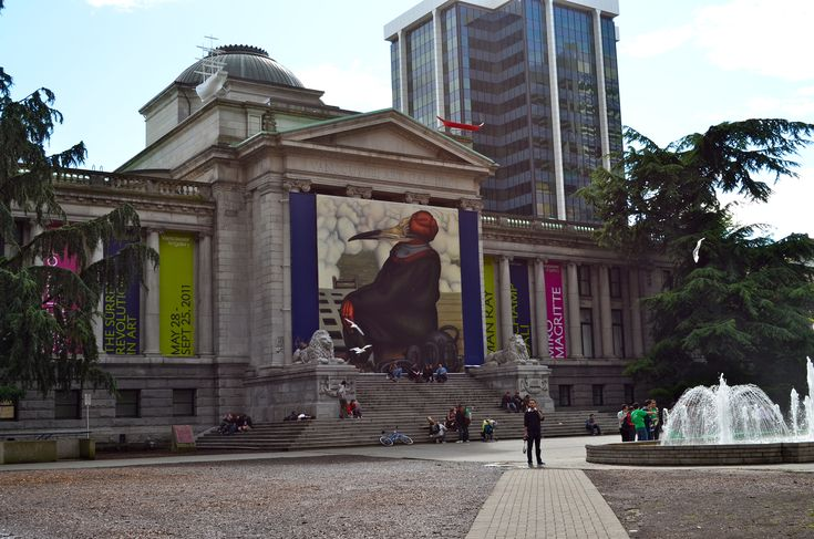 AFAR.com Highlight: Vancouver's Art Gallery: Canadian