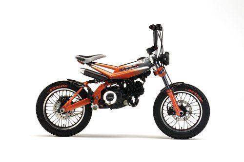 Foto Modifikasi Sepeda BMX Freestyle Drag Terkeren