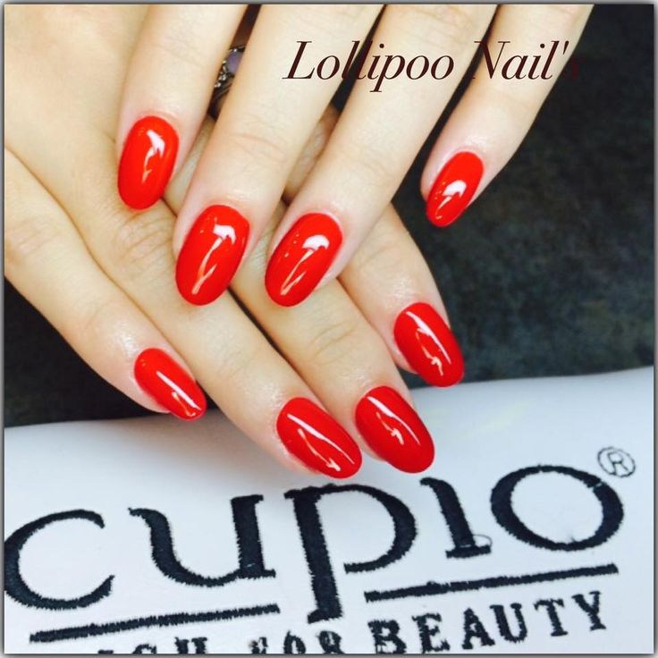 Gel couleur utilisé Pure Red Gloss & go (finition)  http://nailish.fr/gels-uv/236-gel-couleur-cupio-red.html