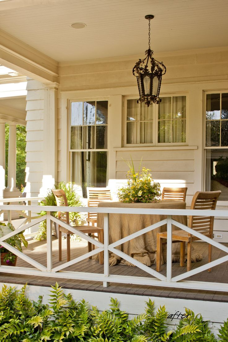 32 best x 39 s and o 39 s porch railings and furniture images on for Side porch