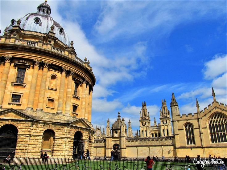 Just about an hour northwest from London is the small town of Oxford, known for having one of the best universities in the world. Only the best of the best study here. Founded in 1167 by scholars w…