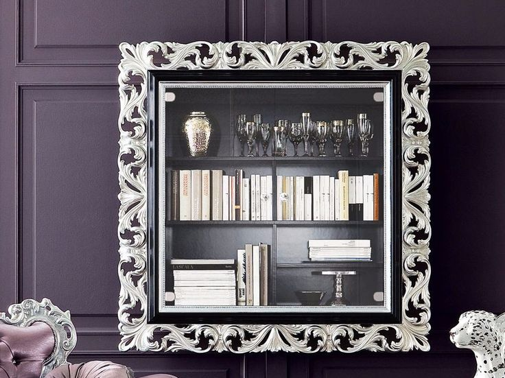 13130 Bookcase by Modenese Gastone group