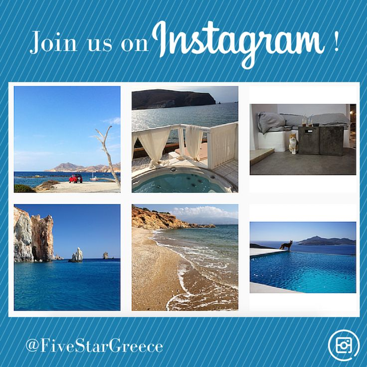 We're always looking for ways to share the beauty of Greece with you! #socialmediamadness #FiveStarGreece