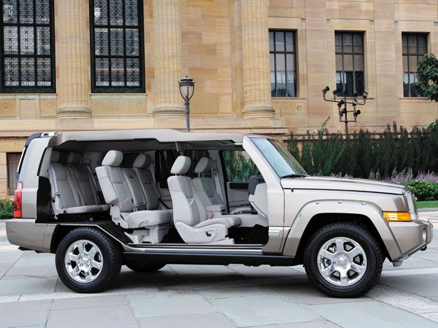 New 2017 Jeep Commander is Ready!
