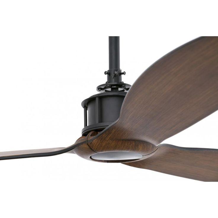 17 migliori idee su ventilateur de plafond su pinterest. Black Bedroom Furniture Sets. Home Design Ideas