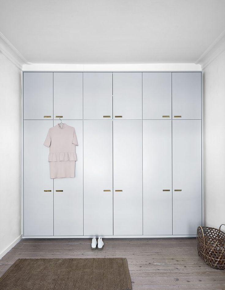painted shufl bedroom in 2019 ikea hack ikea ikea pax. Black Bedroom Furniture Sets. Home Design Ideas