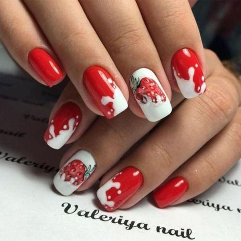 super nails winter stiletto nailart ideas  winter nails
