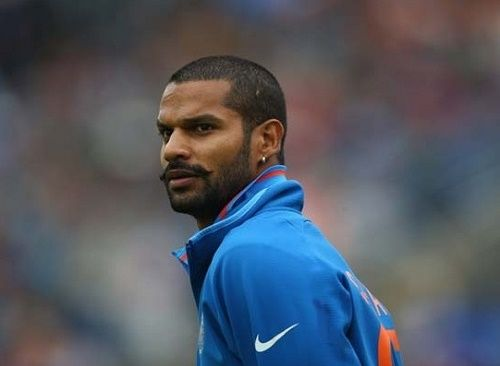 Indian opener Shikhar Dhawan is glad to score fifty against Australia in 2015 world cup warm-up match. Dhawan made 59 runs in 71 balls including four 4s.