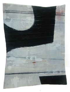 """Jeff Hirst will be teaching the workshop """"Wax & Mesh: Screenprinting Onto Encaustic"""" June 28 - July 3, 2015 at Cullowhee Mountain ARTS in the Blue Ridge Mountains of North Carolina. Sign up to take a fine arts workshop here: http://www.cullowheemountainarts.org"""