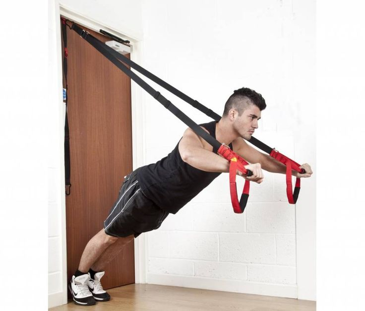 De Suspension trainer is de perfecte manier om uw kracht, stabiliteit en uithoudingsvermogen in één work out te trainen. De TRX succesformule is al tijden populair bij personal trainers.
