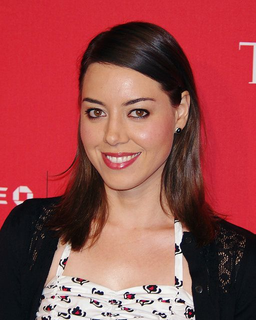 Aubrey Plaza - Height, Weight, Bra Size, Measurements & Bio - http://celebie.com/aubrey-plaza-height-weight-bra-size-measurements-bio/
