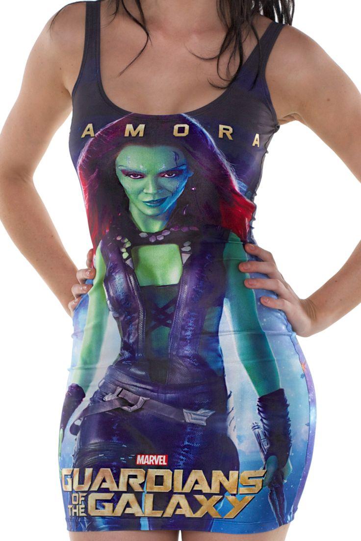 Gamora Bodycon $80 AUD - Limited