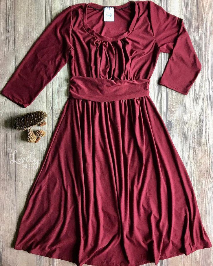 A lovely ruby dress  shop link in bio  . . . . #mylovelymuse #westmichigan #rubydress #dress #sewing #ruby #fashion #memade #sewersofinstagram #dressmaking #fashionista #kneelengthdress #falldress #perfectdress #buyme #handmadedress #designerstyle #handmade #fashion #customdress #customdesign #seekthesimplicity #requestdesign #handmadefashion #madewithlove #beautiful #handmadeclothes #lovely #instalove #stapledress