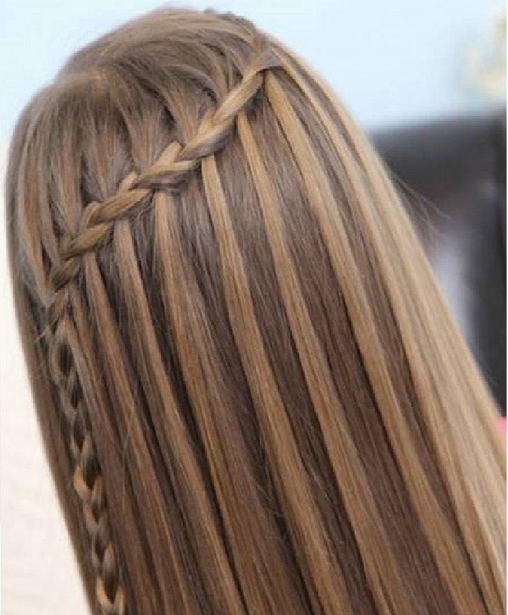 Imagenes De Peinados Para Pelo Liso Peinados De Moda