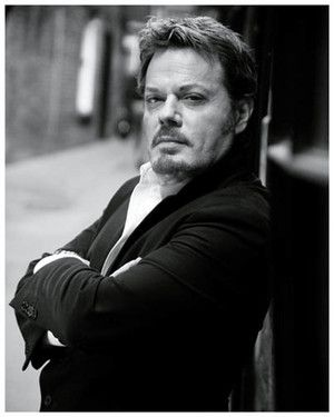 Eddie Izzard     saw him with Bonnie