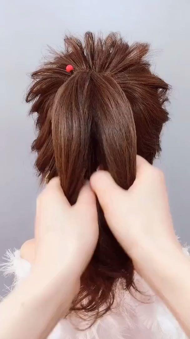Frisuren Fur Lange Haare Videos Frisuren Tutorials Zusammenstellung 2019 Teil 188 New Site Long Hair Video Long Hair Styles Hair Styles