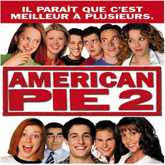 All of the American Pies!