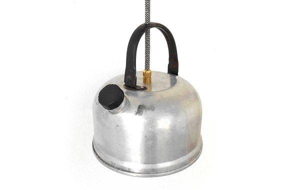 Ceiling Lamp Small Kettle Pendant Light Kitchen Lighting