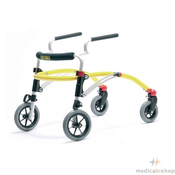 R82 Crocodile gait trainer complete | best product for special needs children | Buy now and get free fixed anti-tip device & extra 10% discount | www.medicaleshop.com