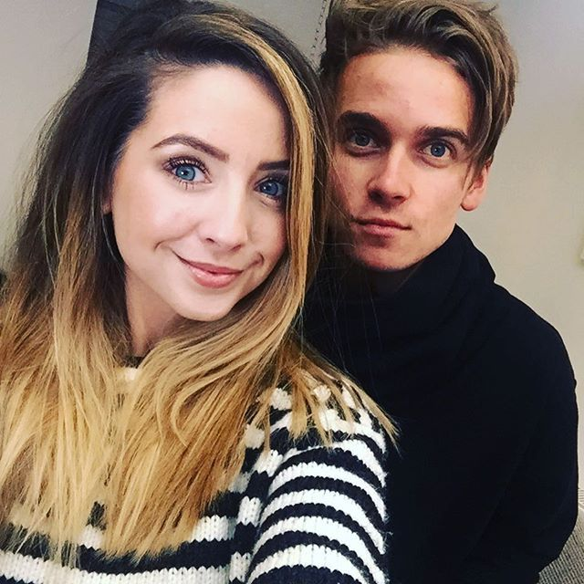 zoella: We are family, I got all my Broceph with me