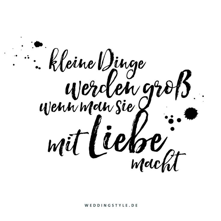 37 best Hochzeitssprüche • Zitate • Quotes images on Pinterest