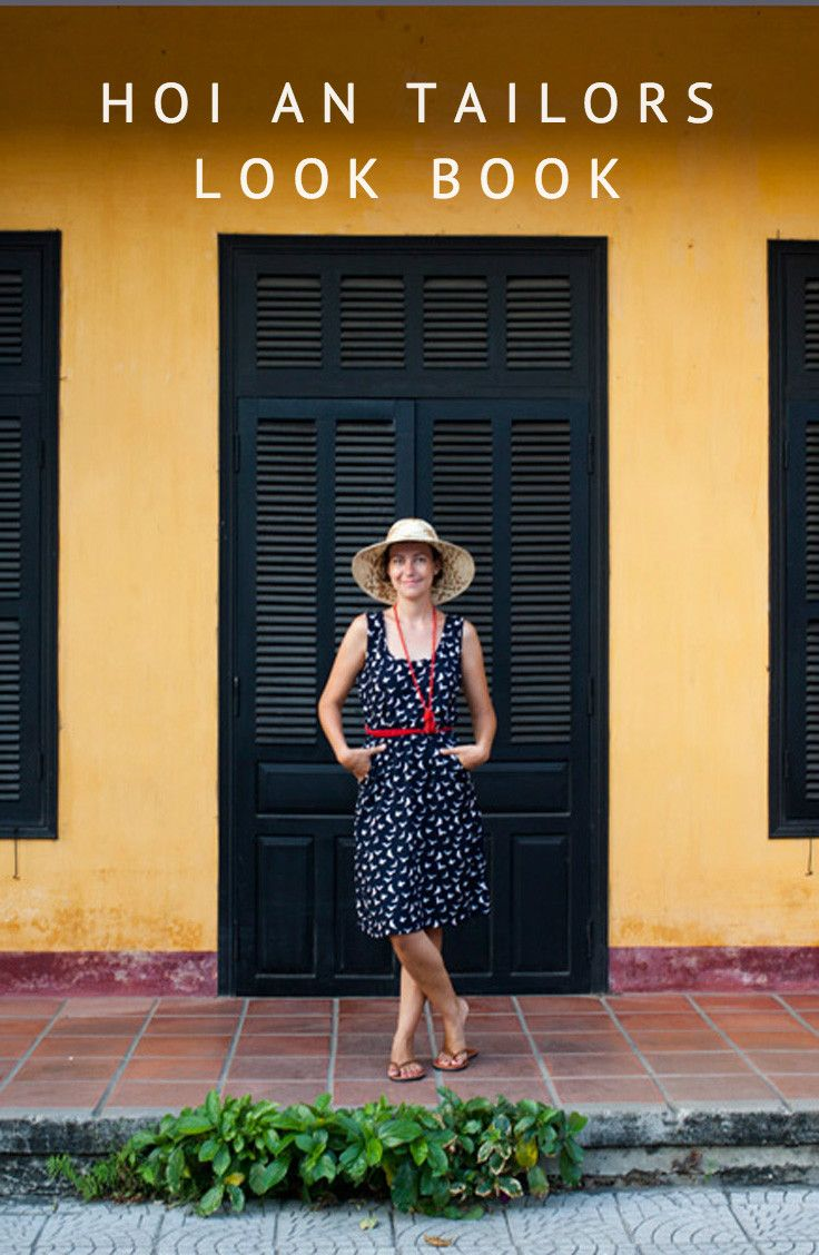 Hoi An Tailormade Fashion Look Book
