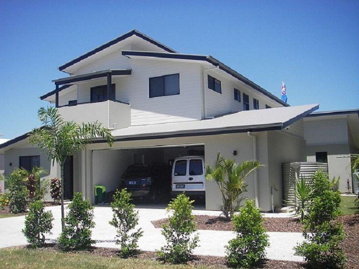 The Alex double storey design built in Chancellor Park, Queensland | Tru-Built Builders Queensland