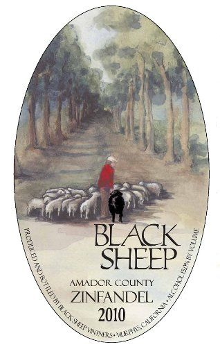 Black Sheep Winery - Murphy, CA 3 star