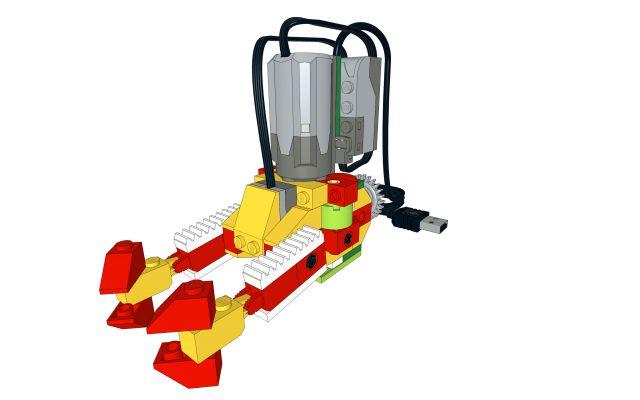 Bathyscaph LEGO WeDo