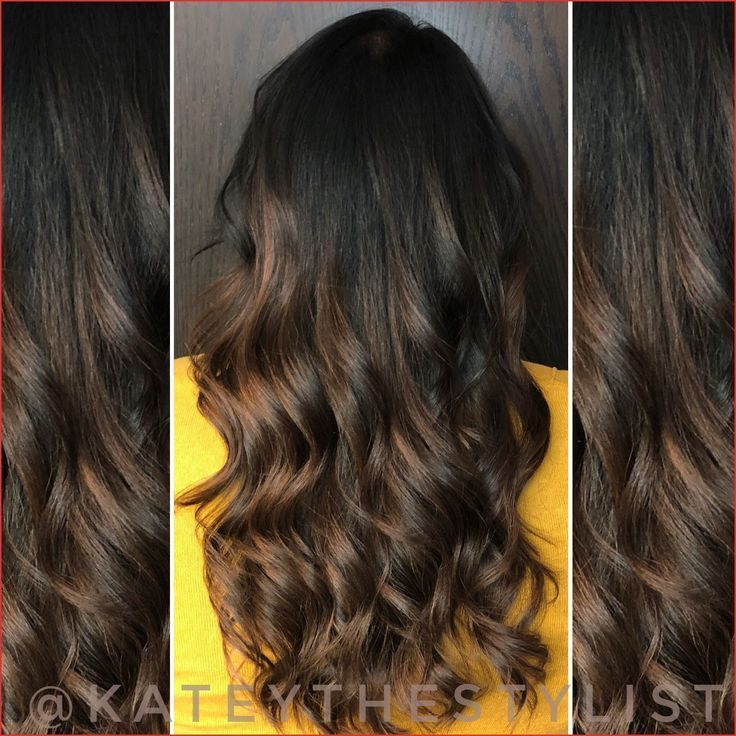 Mocha Hair Color Pictures 141521 Caramel Balayage On A