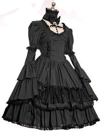 Платье готическое киев