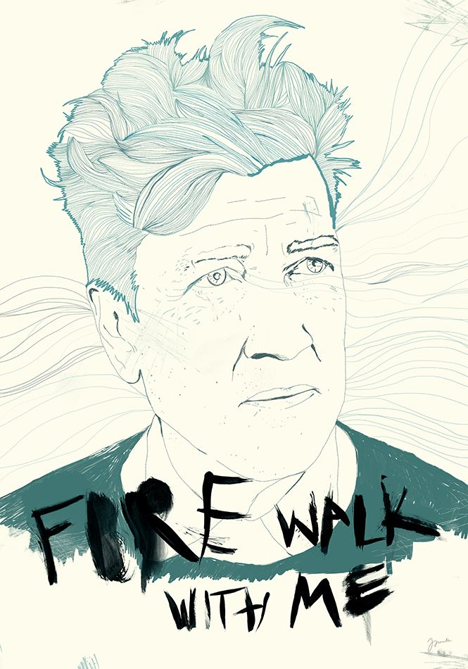 Fire Walk With Me David Lynch on Behance