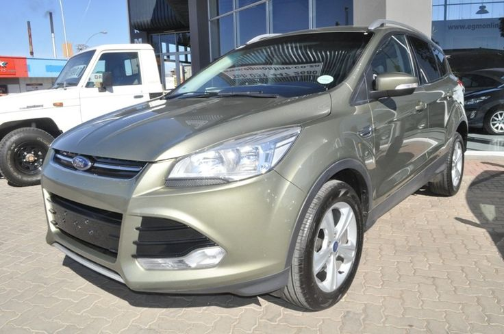 Ford Kuga 1.6 EcoBoost Ambiente R199900 #0993 | Used Cars for Sale in Bloemfontein Used Cars for Sale in Bloemfontein