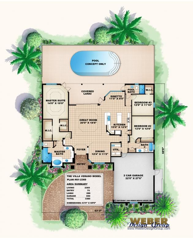 17 best ideas about mediterranean homes plans on pinterest for Mediterranean villa design