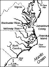 128 best Roanoke Island (present day in North Carolina