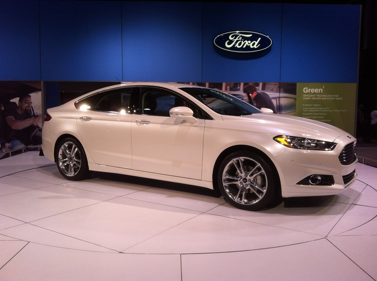 ford fusion 2013 in uk