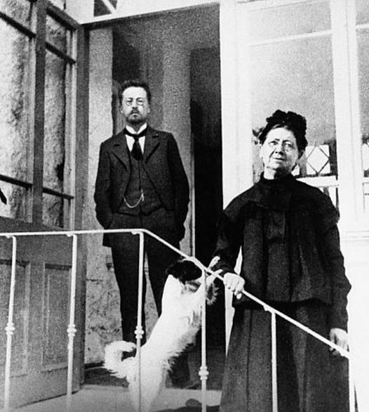 the lady with the pet dog by anton chekov essay Anton pavlovich chekhov,  while donald rayfield argued ina chekhov companion essay that the play is in  and dama s sobachkoy (a lady with a pet dog.