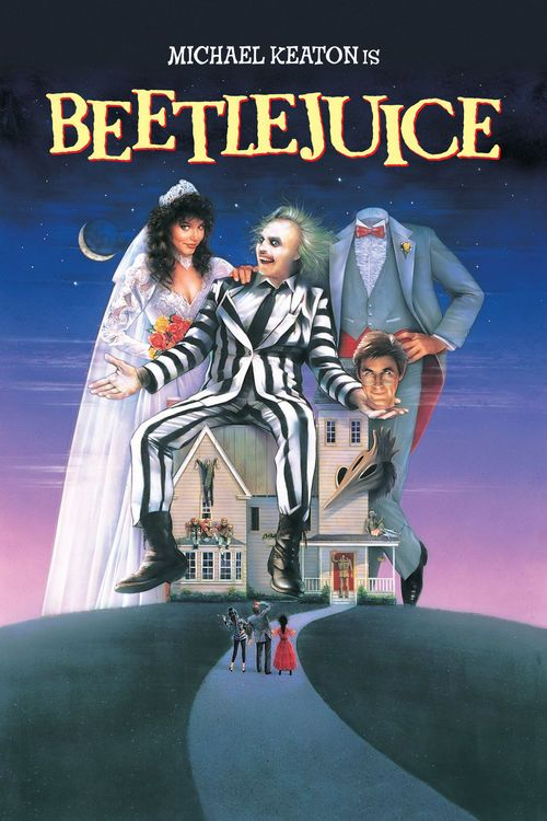 Beetlejuice Full Movie Online 1988