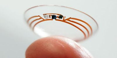 the latest innovations: Google Smart Contact Lenses be realized