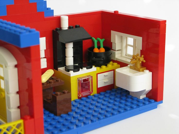 1000 Images About Lego Interior Kitchen Amp Dining Room
