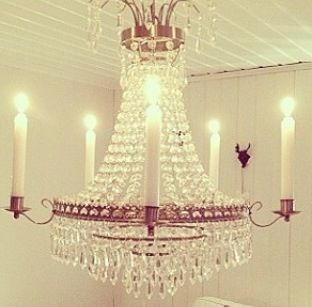 Beautiful Cristall crown.